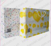 Túi giấy cho shop thời trang loại giấy Couches