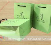 Túi giấy giá rẻ cho các shop thời trang