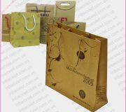 In túi giấy kraft cho các shop thời trang