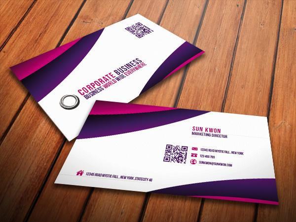 In card visit(danh thiếp) giá rẻ, uy tín tại công ty Bắc Việt