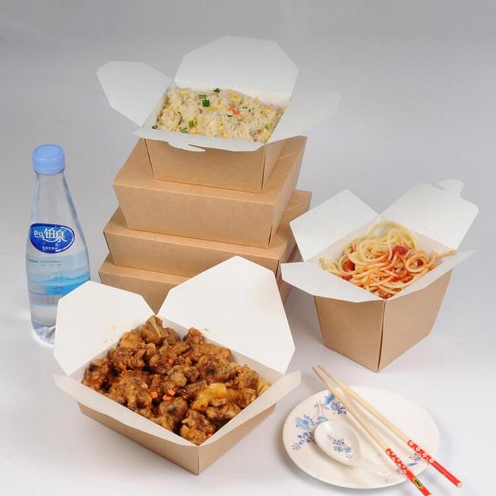 In hộp giấy đựng thức ăn – giải pháp cho sức khỏe người tiêu dùng