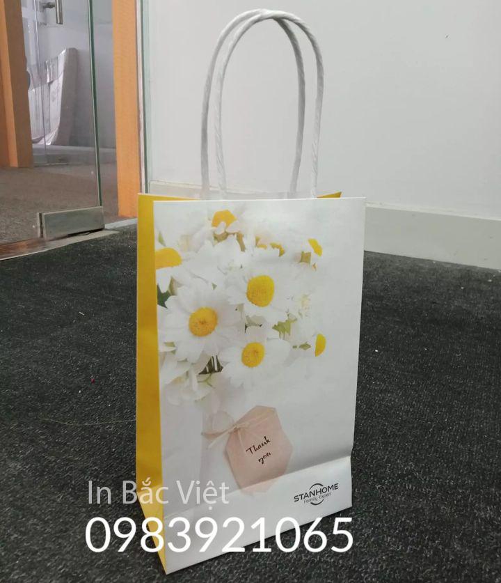 Túi giấy đựng mỹ phẩm